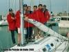 Coupe du Pétrole de Voile 2001 - La Rochelle - 03
