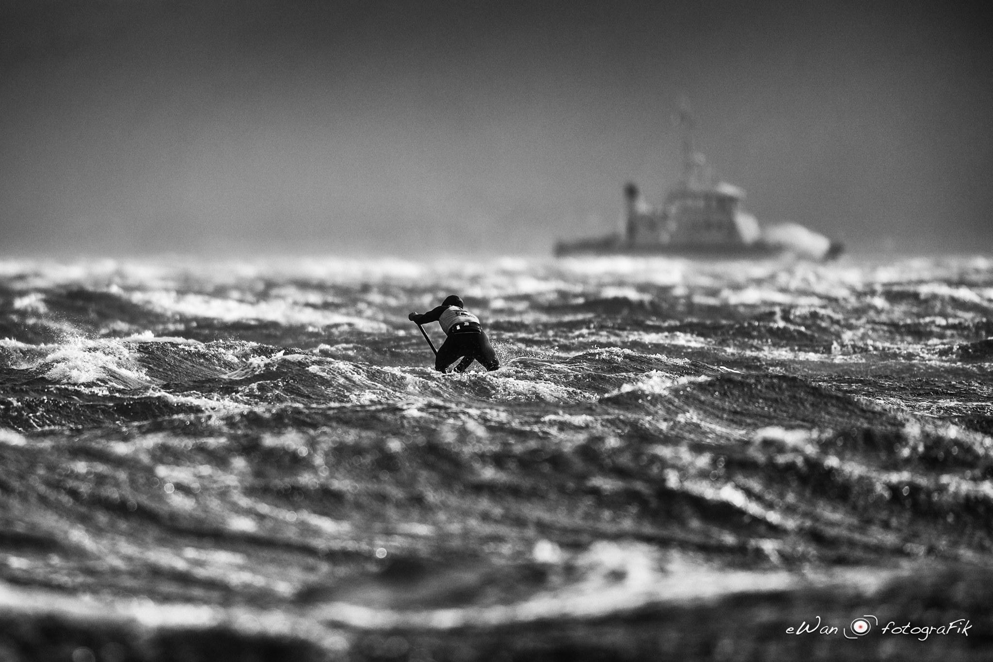 18 Janvier 2017 - Paddle Storm Master - © Ewan LeBourdais
