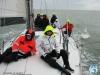 GeoSail - lundi 4 mai - sous spi par 12-15 noeuds de vent