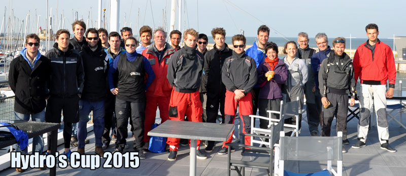 Hydro's Cup 2015 - GeoSail