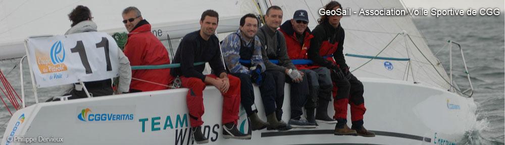 CGGVeritas Projet 2013