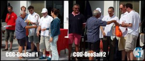 Remise des Prix - Coupe du Pétrole de Voile 2014 - Le Havre