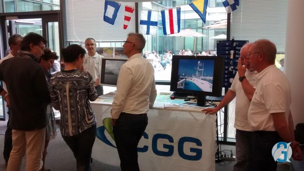 Animation GeoSail - Galileo / Mai 2015
