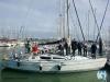 GeoSail - La Rochelle - Equipage du we (Olivier R derriere le viseur)